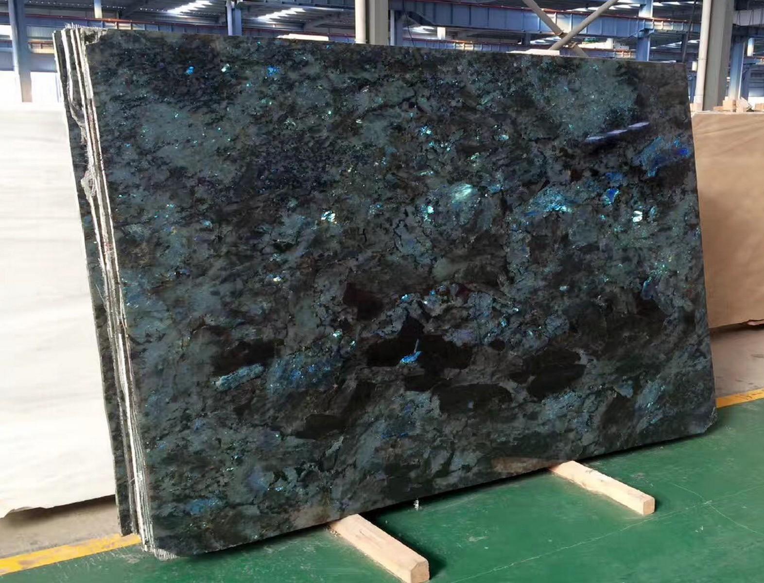 Lemurian Blue Granite Sheets